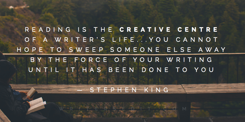 on writing stephen king read online Here are the best online writing tips from authors and copywriters  25 secrets  that will make your writing irresistible, according to jk rowling, stephen king,  and george  make your writing easy to read and engaging.