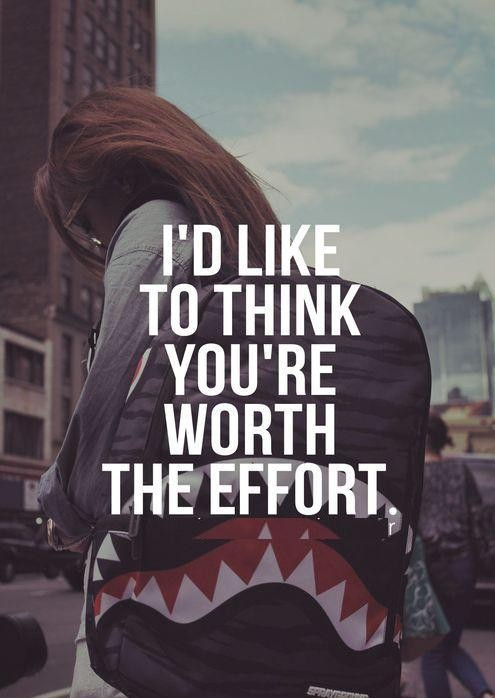 in an effort_Effort Quotes And Friendship. QuotesGram