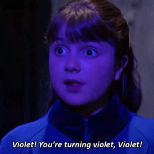 Violet Beauregarde Quo...
