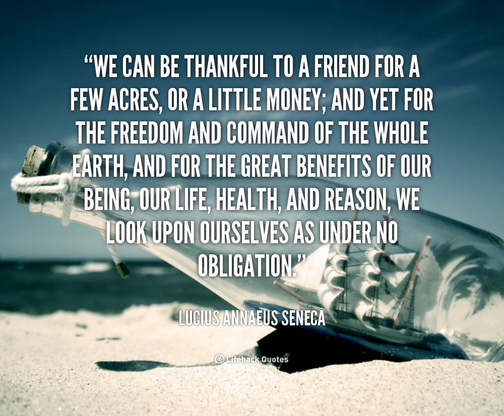 Thankful Quotes: Grateful For Friends Quotes. QuotesGram