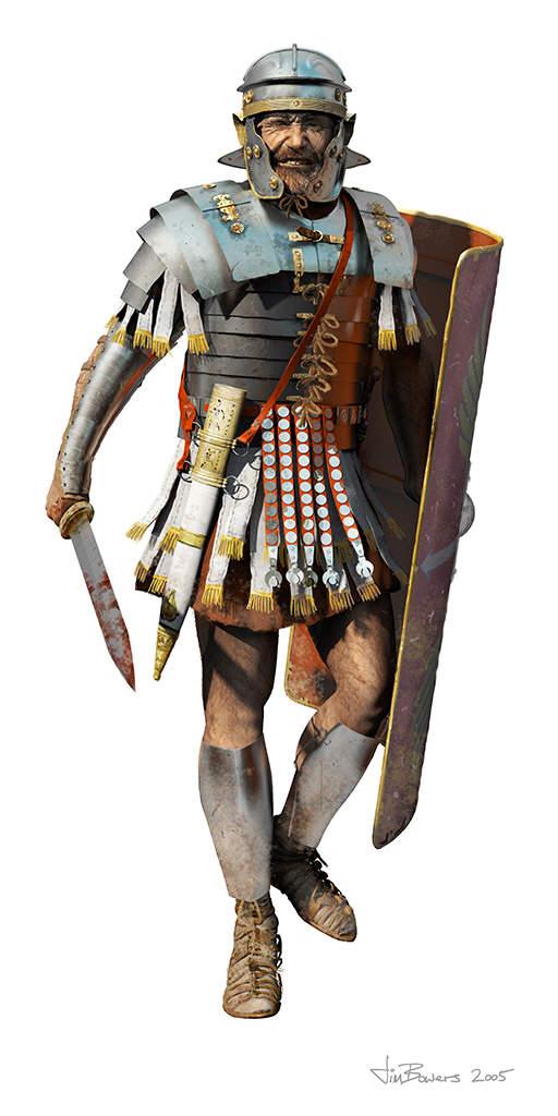 roman weapons essay