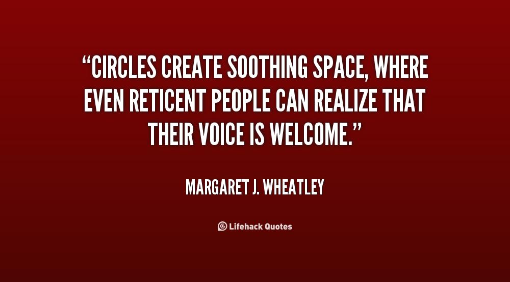 Margaret J. Wheatley Quotes. QuotesGram