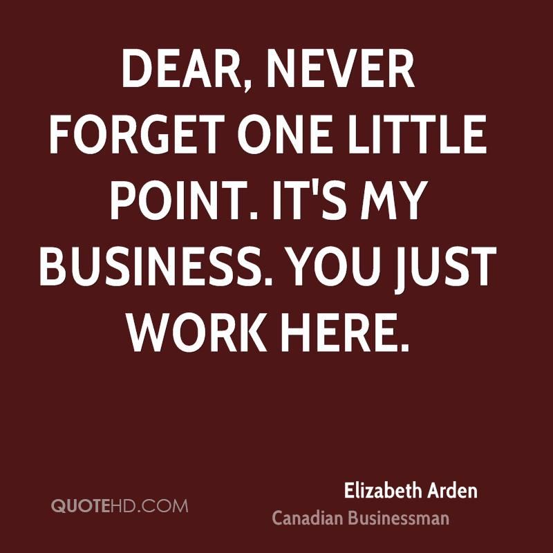 I Love You Quotes: Elizabeth Arden Quotes. QuotesGram