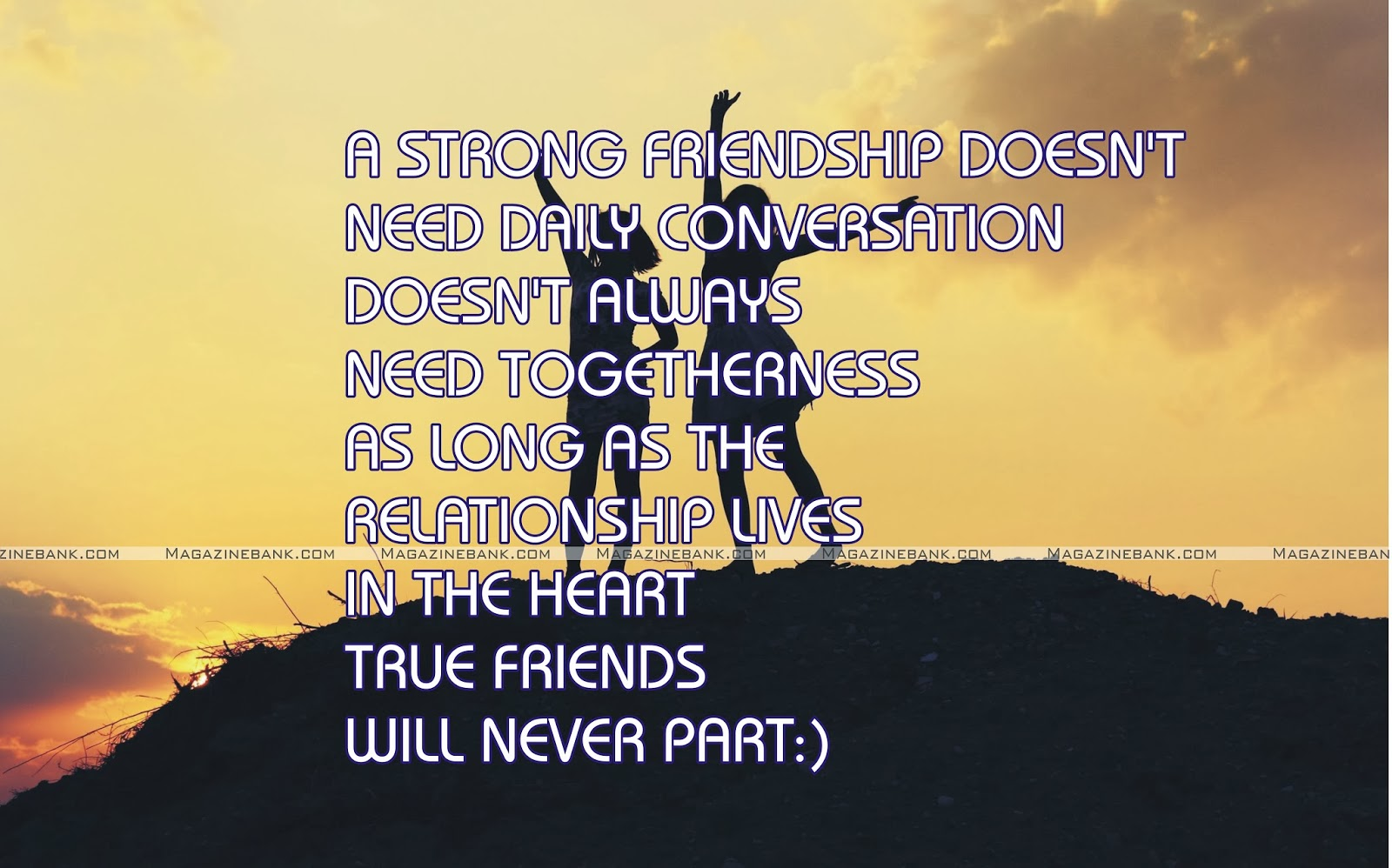 Quotes About Love And Friendship: New Found Friendship Quotes. QuotesGram
