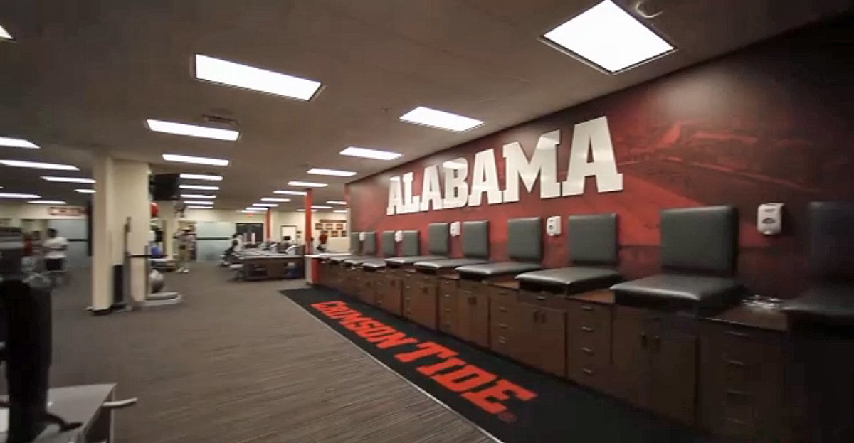 Alabama Football Locker Room Quotes Quotesgram