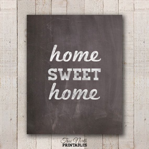 Chalkboard Signs Quotes For Home. QuotesGram