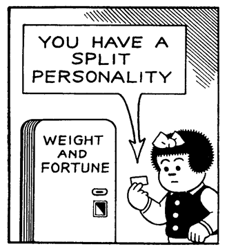 foto de Multiple Personality Disorder Quotes QuotesGram