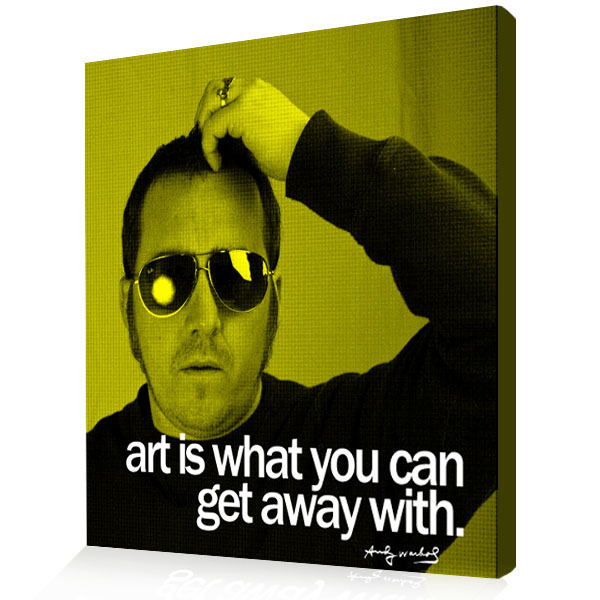 Andy Warhol Pop Art Quotes: Pop Art Quotes. QuotesGram