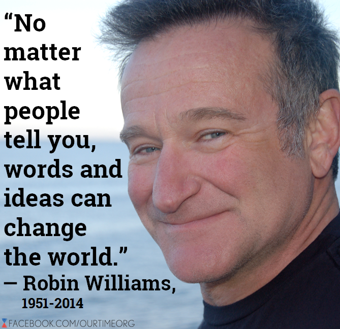Obscure Robin Williams Quotes: Robin Williams Quotes About Depression. QuotesGram