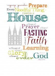 lds quotes on fasting quotesgram. Black Bedroom Furniture Sets. Home Design Ideas
