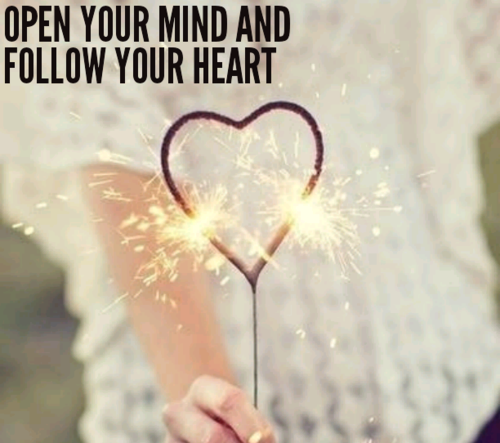 Follow Heart Or Mind Quotes: Open Heart And Mind Quotes. QuotesGram