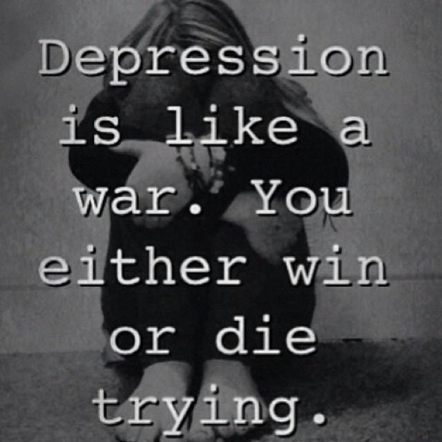 Sad Quotes About Depression: Depression Quotes Secrets. QuotesGram