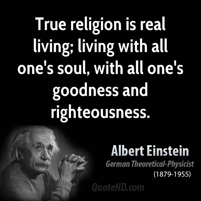 Funny Quotes Einstein: Albert Einstein Quotes On Religion. QuotesGram