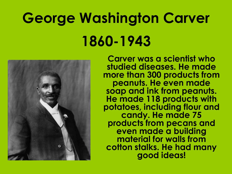 George W Carver Quotes. QuotesGram
