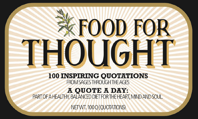 Fried Food Quotes Quotesgram: Food For Thought Quotes. QuotesGram