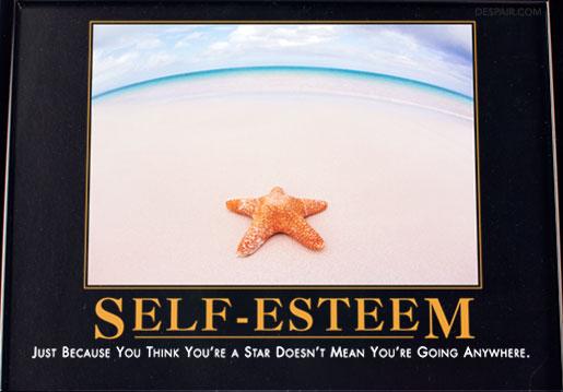 Funny Self Esteem Quotes Quotesgram