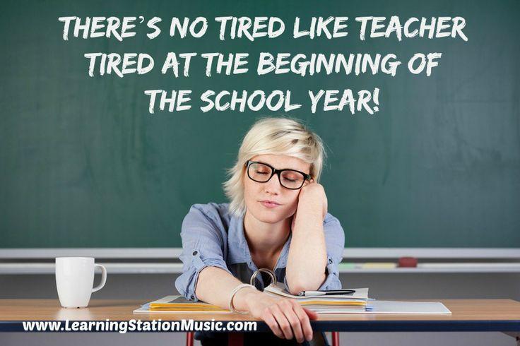 teacher tired Gallery