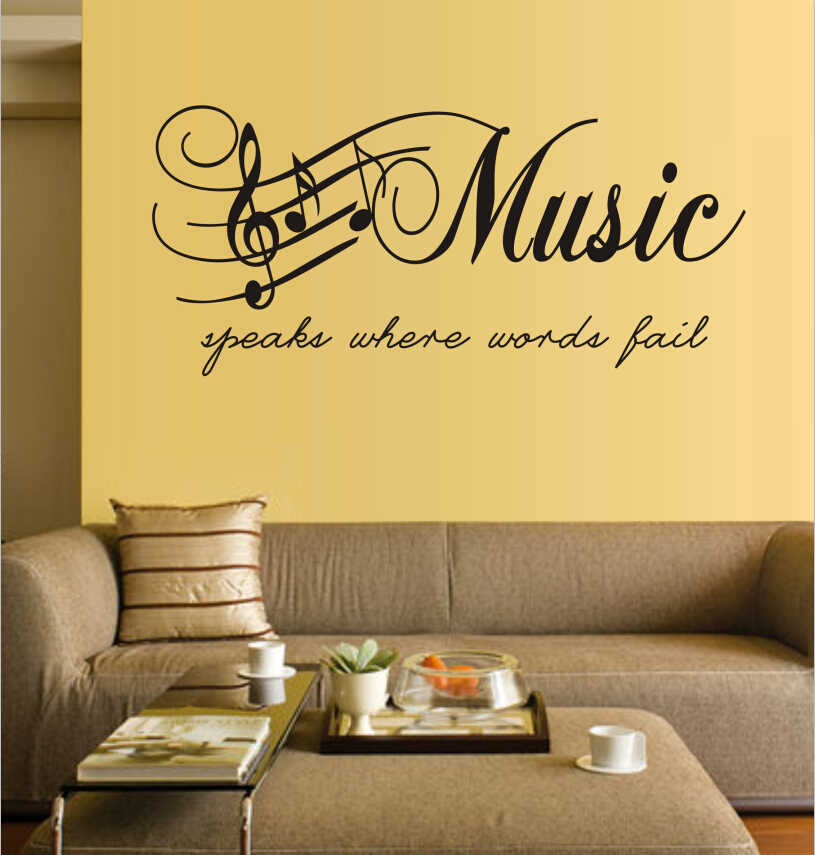 Help Me Decorate My Living Room: Diy Wall Quotes. QuotesGram