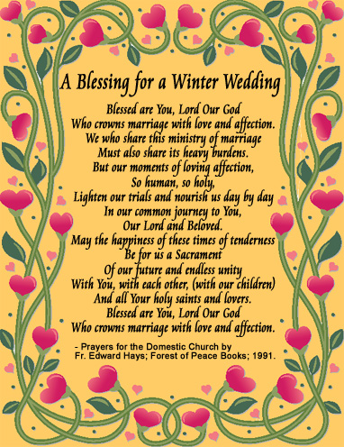 The Vocation of Marriage