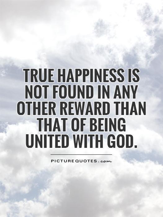 Quotes About Happiness: Happiness Quotes About God. QuotesGram