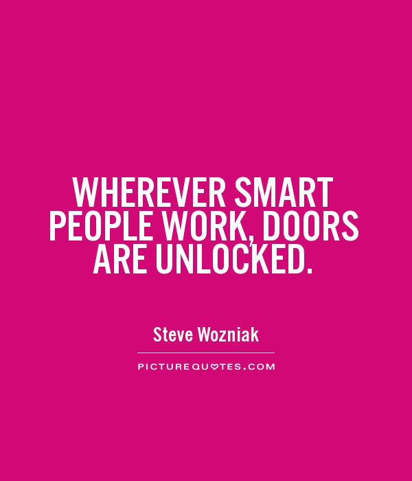 Quotes About Smart Women: Working Smart Quotes. QuotesGram