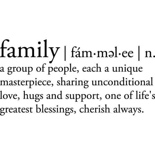 What Family Means To Me Quotes: Meaning Of Family Quotes. QuotesGram