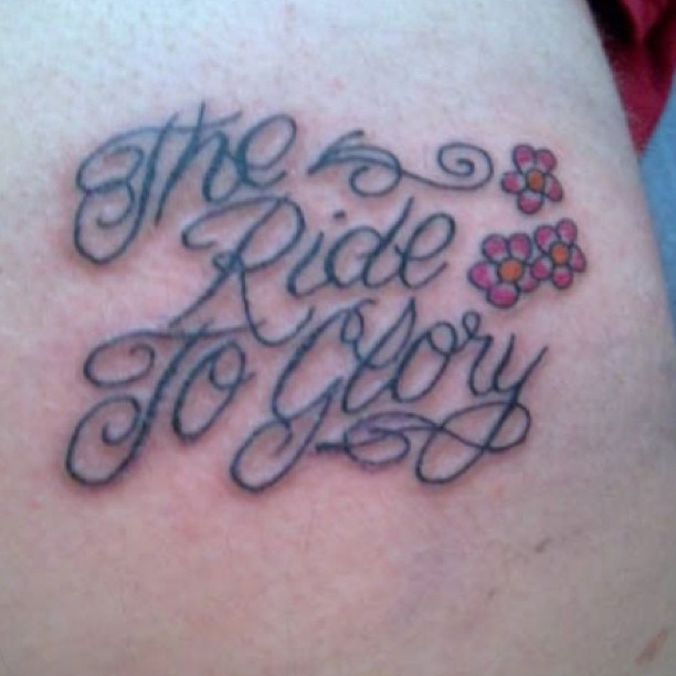 Flower Tattoos With Quotes. QuotesGram