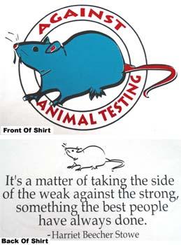 Animal Testing Thesis Statement