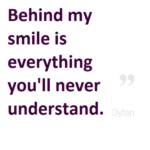 quotes about fake smiles - photo #7