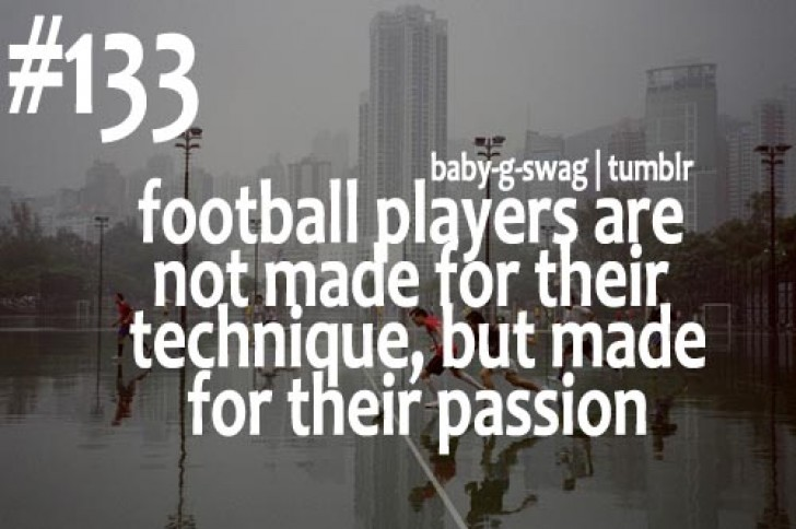 Quotes About Players Tumblr Quotes From Soccer Pla...