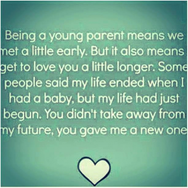 Wr Part My Son Quotes: Becoming A Parent Quotes. QuotesGram