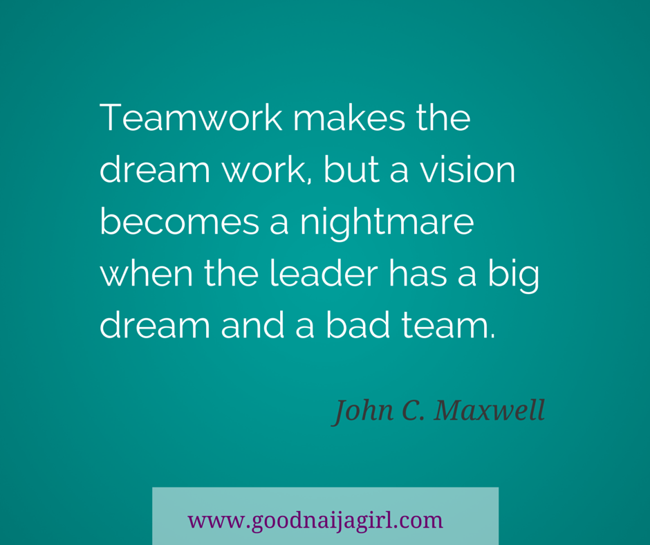 John Maxwell Quotes On Teamwork Quotesgram