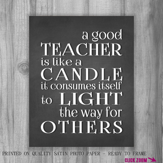 Teacher Appreciation Quotes Quotesgram: Chalkboard Teacher Appreciation Quotes. QuotesGram