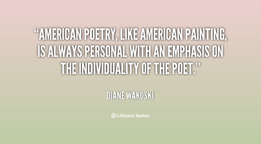 Americans Be Like Quotes American Poets Quotes....