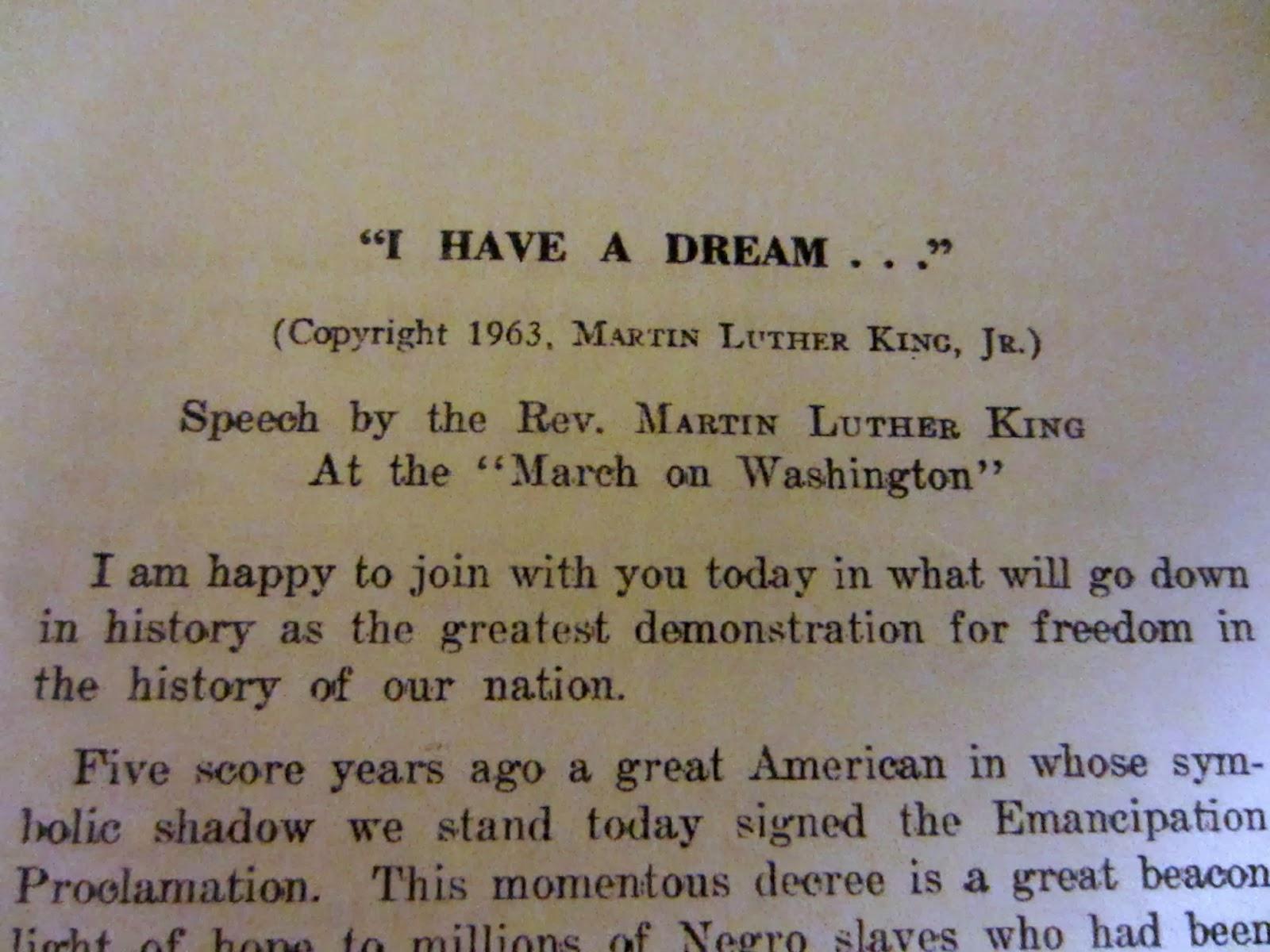 I Have A Dream Speech Quotes. QuotesGram