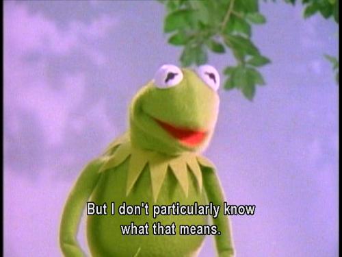 Kermit Frog Quotes Motivational. QuotesGram