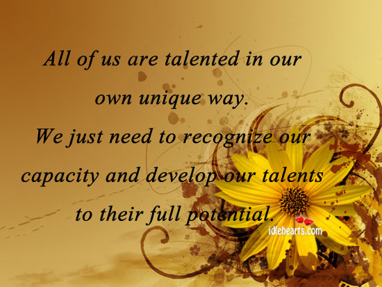 Quotes About Talent From God. QuotesGram