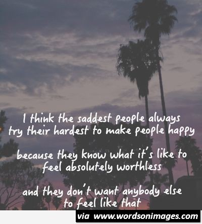Sad People Quotes Inspirational
