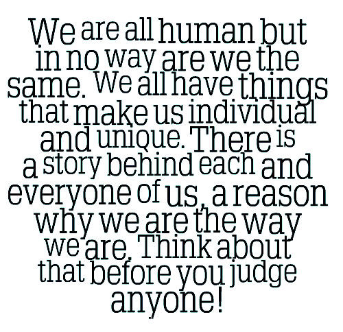 We Are All Human Quotes. QuotesGram