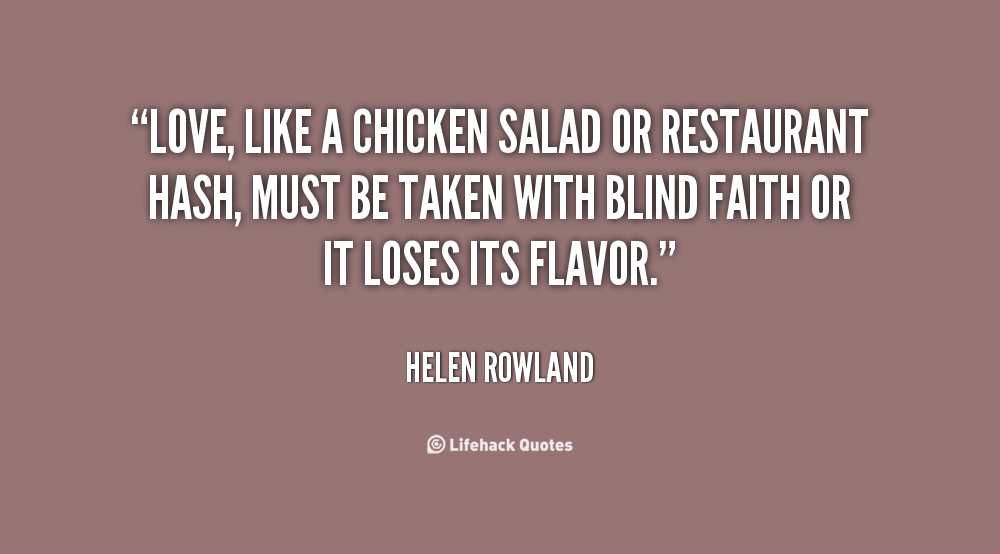 Chicken Egg Or The Quotes Quotesgram: Blind Faith Quotes. QuotesGram