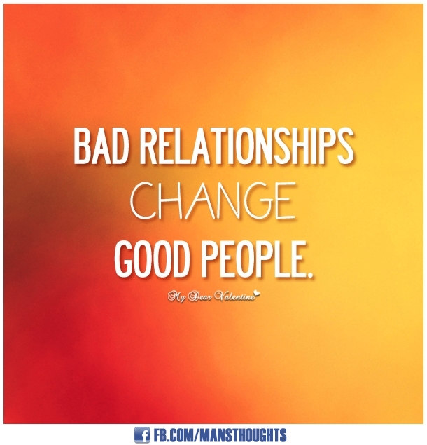 Quotes About Love Relationships: Ending A Bad Relationship Quotes. QuotesGram