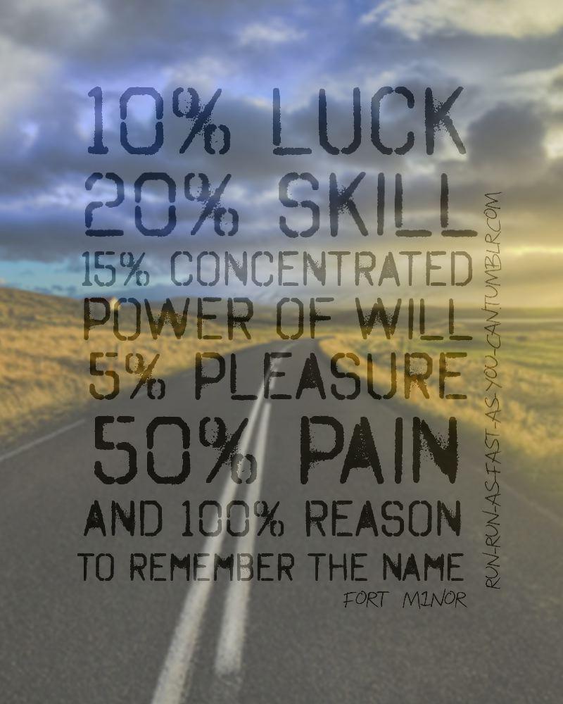 Long Inspirational Quotes: Long Run Running Quotes. QuotesGram