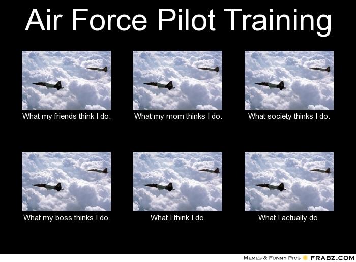 Us Air Force Pilots Quotes Quotesgram