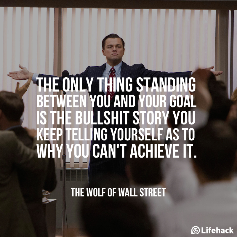 Wolf Of Wall Street Quotes Quotesgram