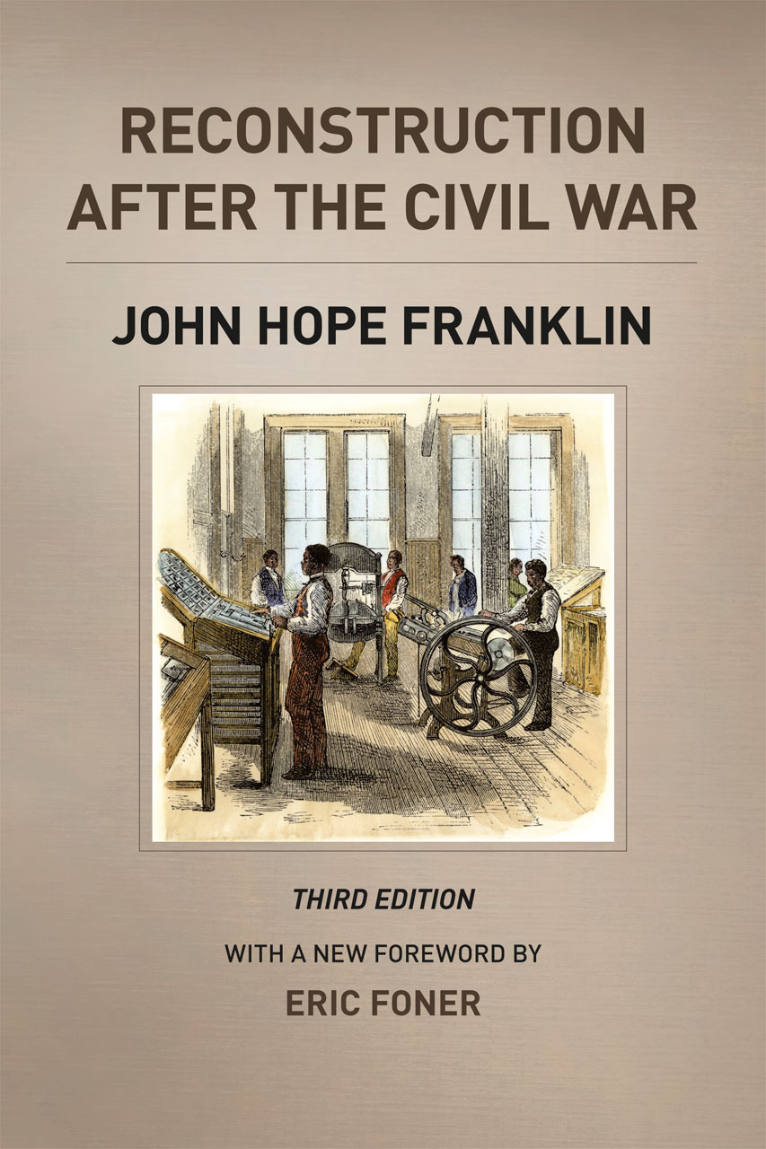 Reconstruction policies after the civil war