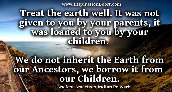 Ancestors Native American Quotes Quotesgram