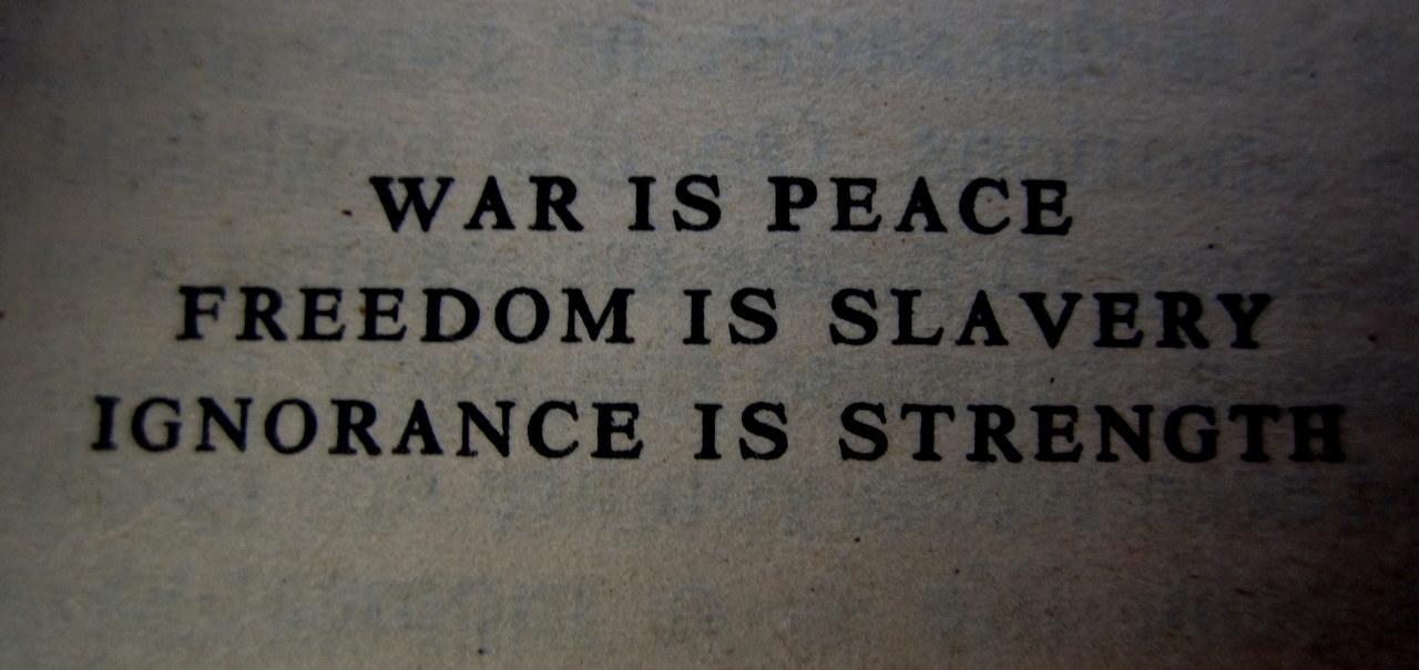 1984 book quotes