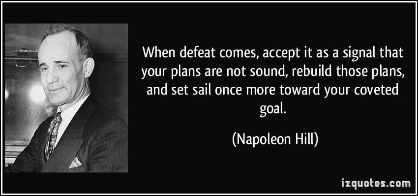 Defeats Quotes. QuotesGram