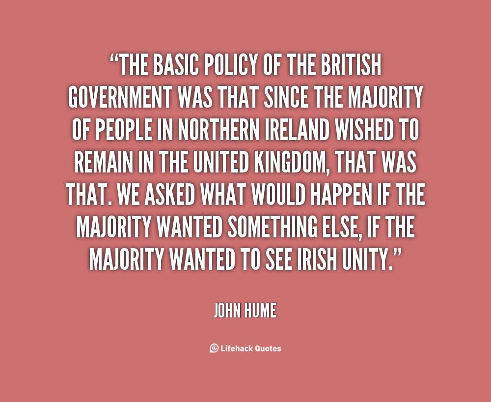John Money Quotes Quotesgram: John Hume Quotes. QuotesGram