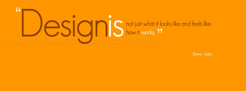 quote about design